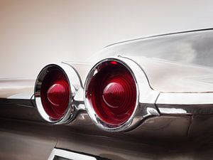 Amerikaanse klassieke auto 1960 Catalina