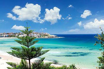 SYDNEY Bondi Beach van Melanie Viola