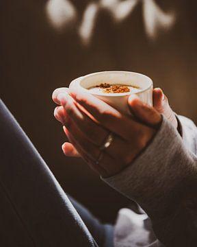 Mmmm...leckere Tasse Kaffee von Joyce Kepers