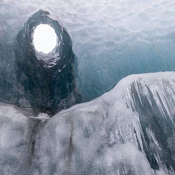 Zum Tunnel des Lichts von Karla Leeftink