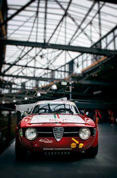 Alfa Romeo GT Junior Rennwagen
