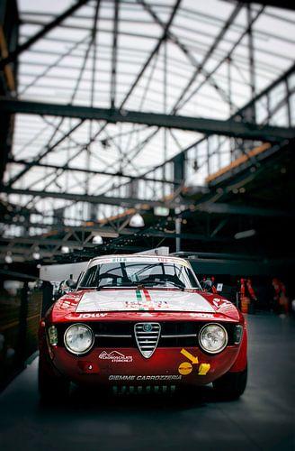 Alfa Romeo GT Junior racer