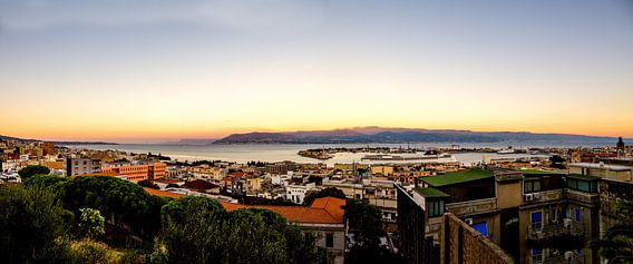 Straat van Messina van Cine Prem