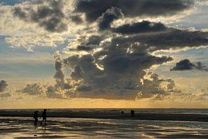 Zon en Wolken 002 van