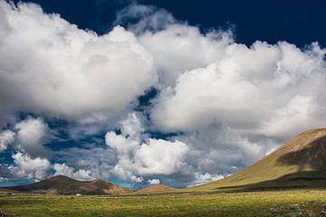 Wolkenpracht van