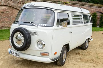 Volkswagen Transporter Westfalia Wohnmobil von Sjoerd van der Wal