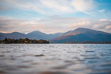 Loch Lomond, Schottland von Ruben Swart