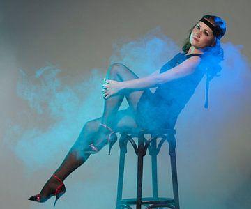 Relaxing the smoke van Arthur Wijnen