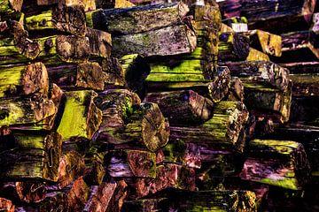 Eisenbahnschwellen von Rob Boon