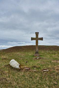 kruis op het land