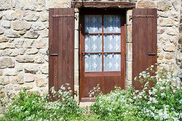Deur in Ardèche van Henk Elshout