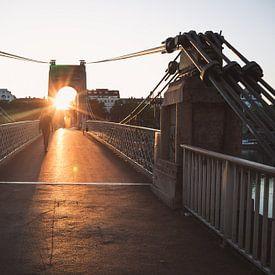 Bonjour soleil! van Sander van der Werf
