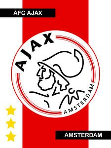 Football Art Ajax Amsterdam