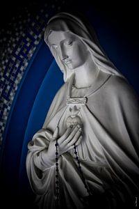 Mariabeeld von