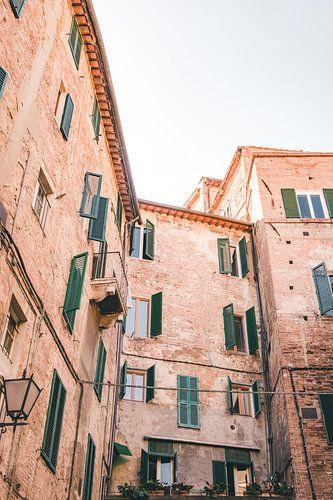 Stadsbeeld Siena