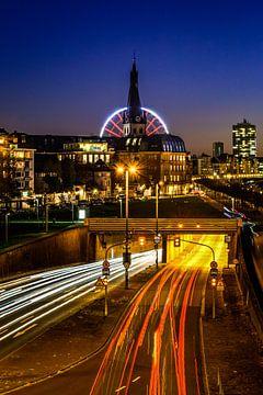 Düsseldorf von Michael Blankennagel