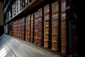 Bücherregal 2 von Kirsten Scholten