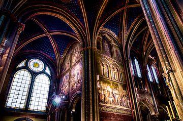 Église de Saint-Germain-des-Prés van Robert Van Der Linde