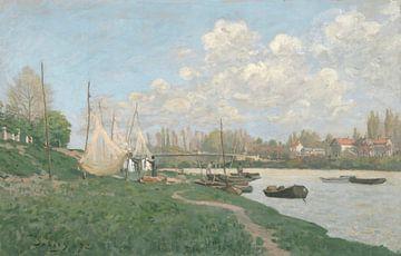 Droognetten, Alfred Sisley