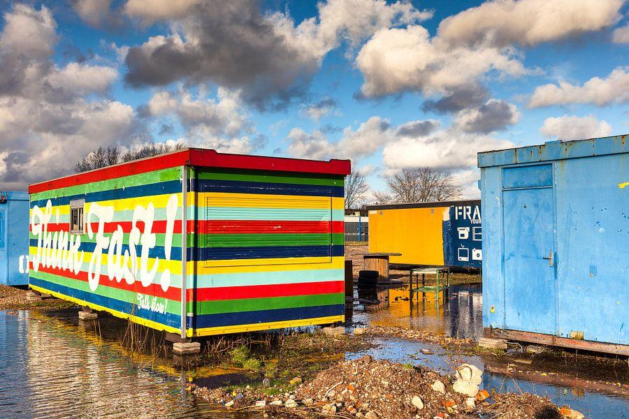 De Wolkenfabriek in Groningen