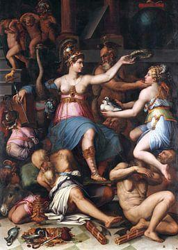 Allegorie der Gerechtigkeit, 1543 von Atelier Liesjes