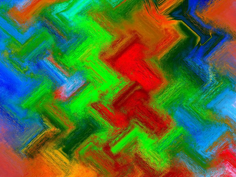 Colors of the spring van Gabi Hampe