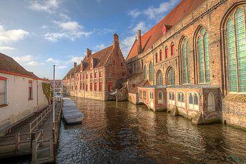Sint Janshospitaal, Brugge van Martijn Mureau
