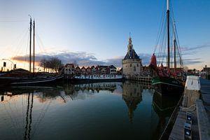De haven van Hoorn van Esther Seijmonsbergen