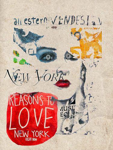 The venetian beauty and LOVE von Gabi Hampe