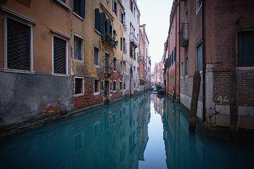 Venetie verzonken stad 03 van Karel Ham