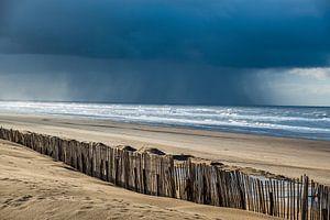 Zandvoort aan Zee van Richard Marks