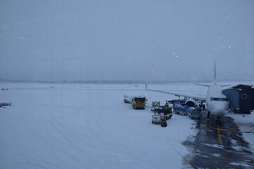 Rovaniemi Airport van Jeroen Franssen