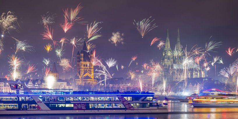 Viva Cologne van Walter G. Allgöwer