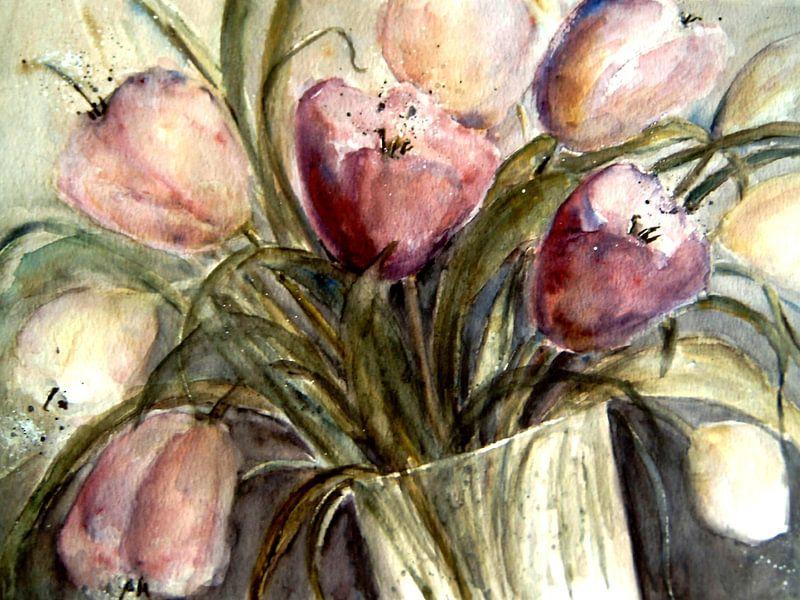 Tulpen van Christine Nöhmeier