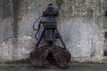 Industrieel verleden von José Verstegen