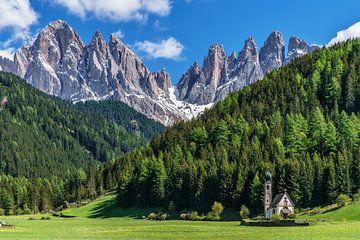 Villnösstal Tyrol du Sud sur Achim Thomae