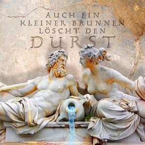Durstlöscher  |  Brunnen von Dirk H. Wendt