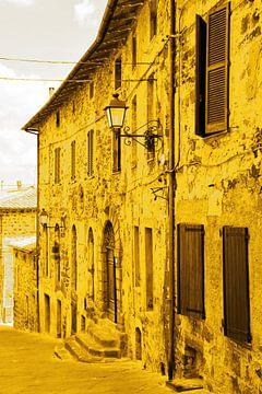 Italiaanse Gouden Stadsgezichten van Hendrik-Jan Kornelis