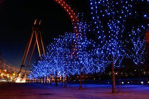 London eye van Marc van Gessel