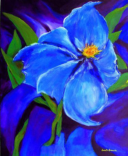 Die Blaue Blume von