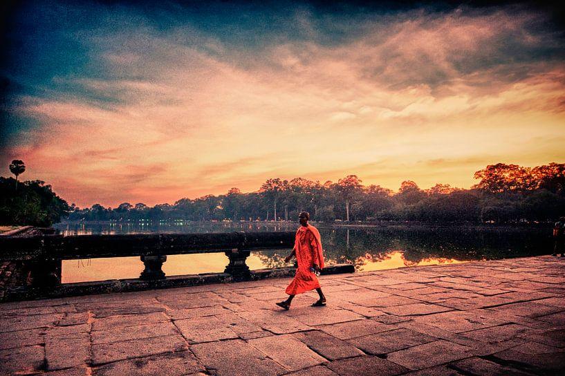 Angkor Dreaming van Michael Klinkhamer
