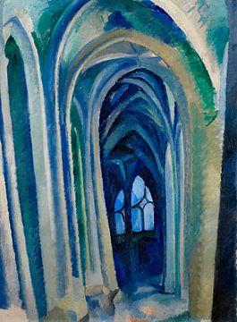 Saint-Séverin, Robert Delaunay