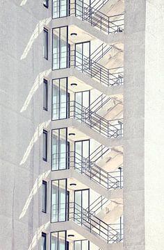 Barbican Estate, London van David Bleeker