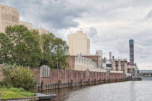 Suikerfabriek in Hoogkerk