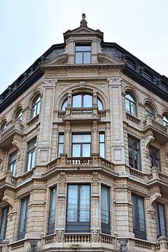 Architektur im Stadtzentrum von Antwerpen von Tessa Selleslaghs
