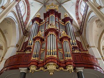 Orgel Sint-Maartenskerk Zaltbommel