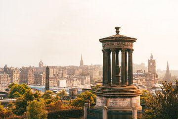 Blick über Edinburgh von Niels Eric Fotografie