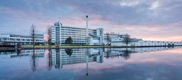 Van Nelle fabriek panorama van Ilya Korzelius
