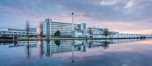 Van Nelle fabriek panorama von Ilya Korzelius