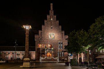 Gemeentehuis Waalwijk van Anouk IJpelaar